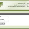 SEARA – SIRF – Sistema de Regularização Fundiária.